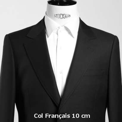 Costume col français