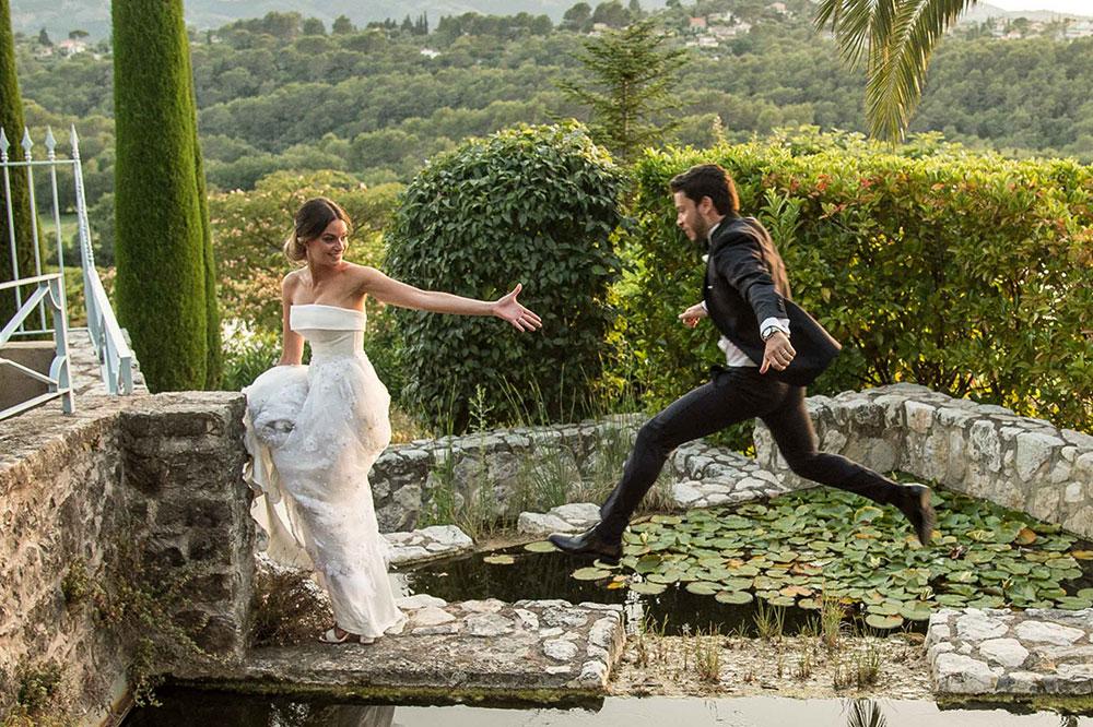 Costume 3 pièces de mariage