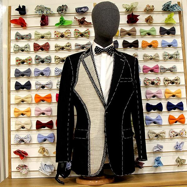 Costume sur mesure à Lyon - boutique Sénat