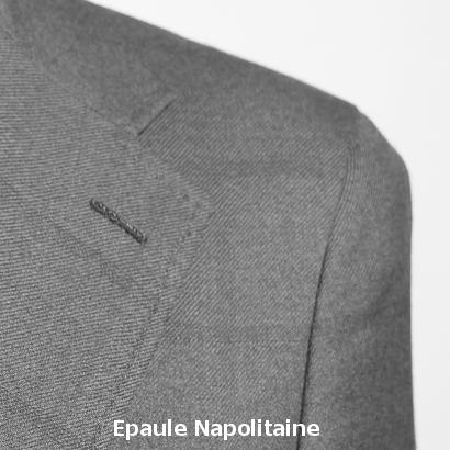 Epaule Napolitaine