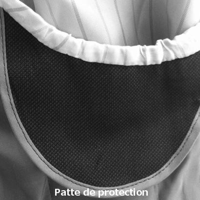 Patte de protection