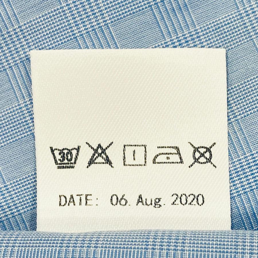 Couture chemise sur mesure